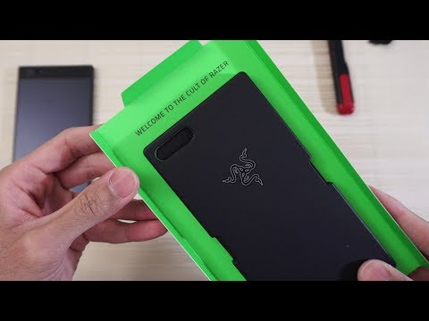 Download Youtube: Razer Phone Rugged Case - Unboxing and Review! (4K)