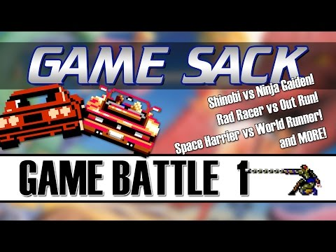 Game Battle 1 - Game Sack