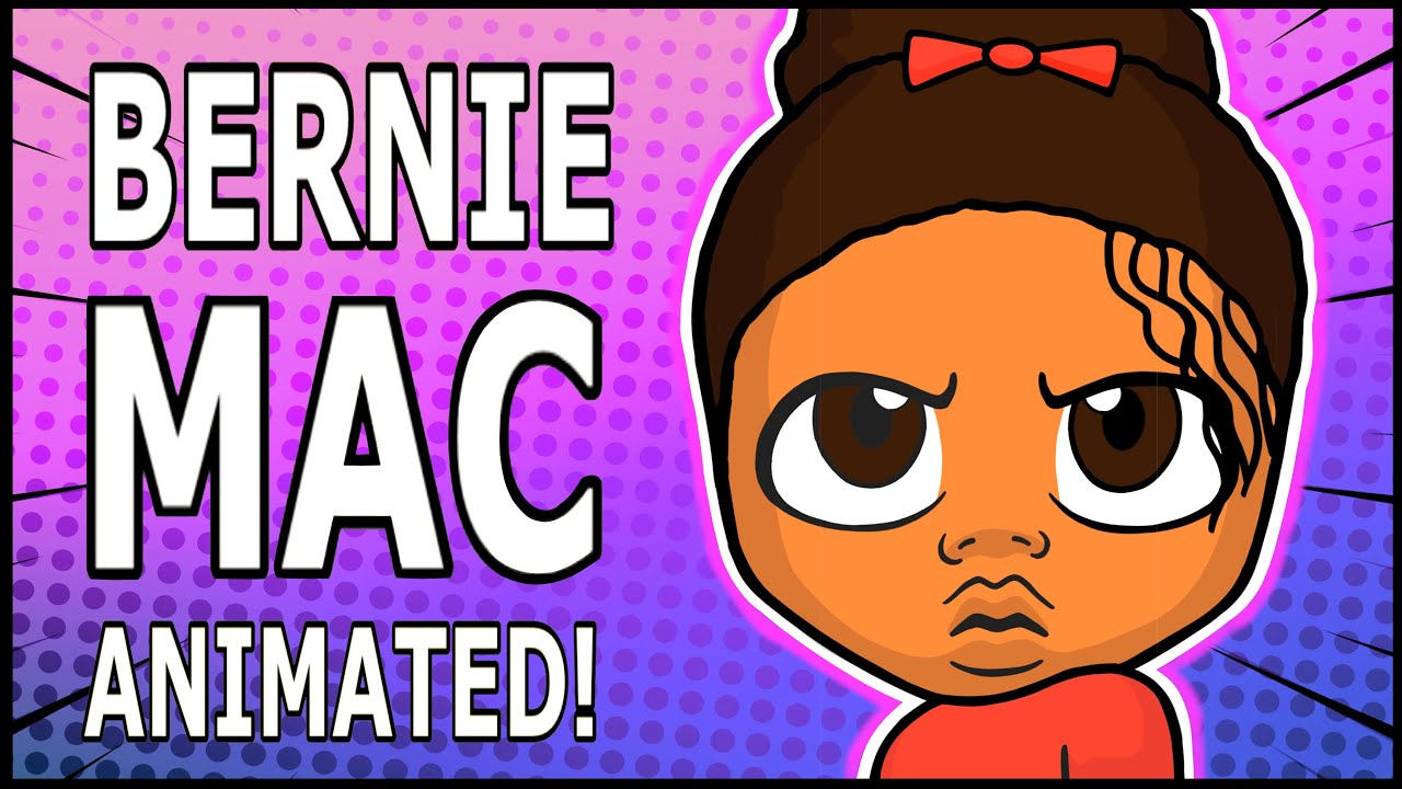 BERNIE MAC - MILK AND COOKIES ANIMATED!