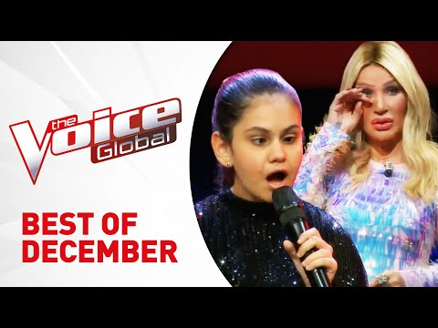 BEST OF DECEMBER 2019 In The Voice