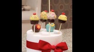 Cakepops Basics und Cupcake-Cakepops