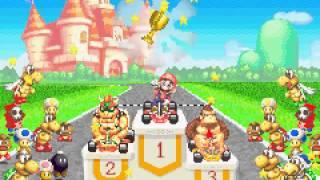 Game Boy Advance Longplay [075] Mario Kart: Super Circuit