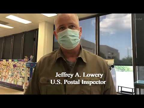 U.S. Post Office, 1st Amendment Audit FAIL, Columbia SC