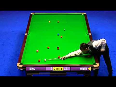 Snooker The Masters  2010 Jimmy White vs Mark King Full Match