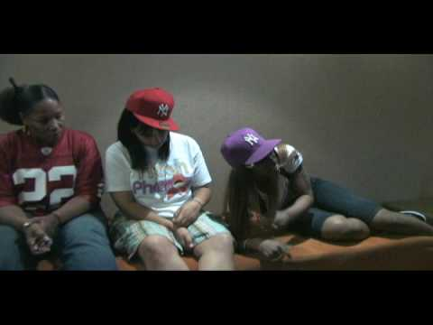 LADY OF RAGE LADY LUCK & BABS INTERVIEW PART 1 BY F.NITTI