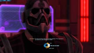 SWTOR - Sith Warrior Storyline Part 18 (light)