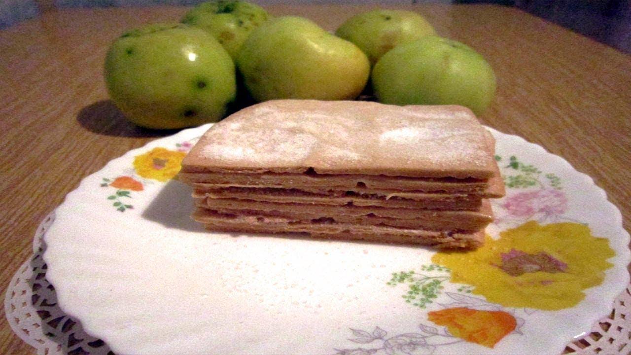 Пастила из антоновских яблок готовим сами