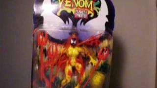 Scream from Spider-Man's Venom: