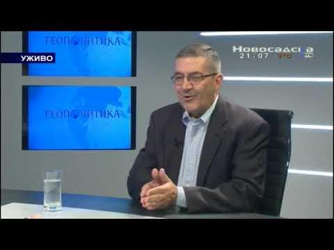 Geopolitika 21 03 2019 gost politikolog dr Srđa Trifković
