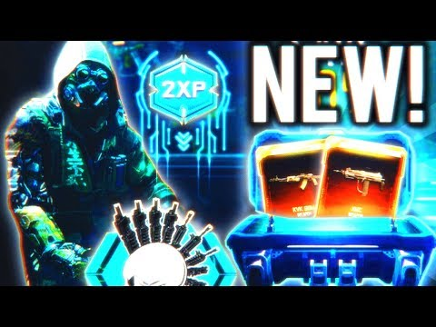 NEW SUPPLY DROP + DLC WEAPON UPDATE! - Black Ops 3