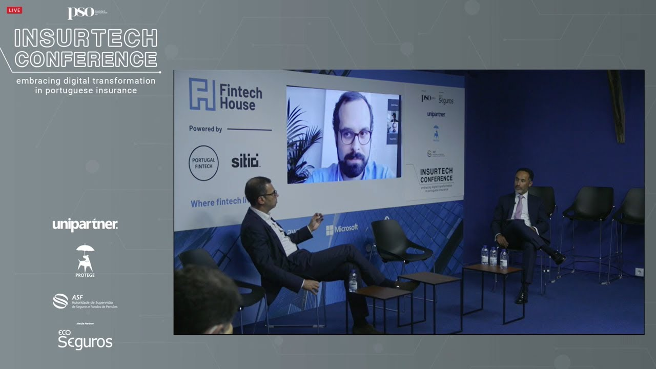 Panel | The future of financial industry in the new banking and insurance ecosystem