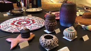Best Of Show - Basketry | Santa Fe Indian Market 2018