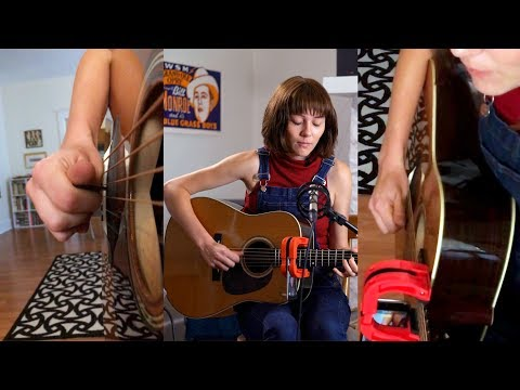 Molly Tuttle - White Freightliner Blues and Rhythm Lead Switching ...