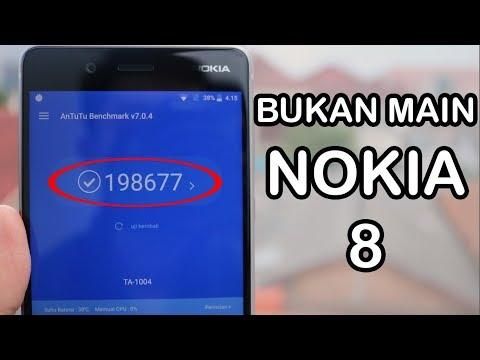 Bukan Main !! Nokia 8 Steel Indonesia