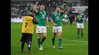 WATCH | WEDNESDAY NIGHT RUGBY | LIVE -  Liam Toland and Ruaidhrí O'Connor