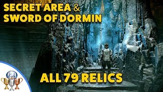 Shadow of the Colossus - All 79 Relic (Coin) Locations, Secret Underground Area and Sword of Dormin