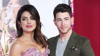 Priyanka Chopra and Nick Jonas celebrating this valentine's date in London