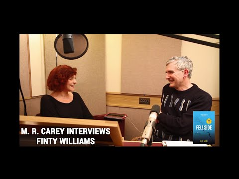 M. R. Carey interviews Finty Williams
