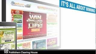 Publishers Clearing House Anytime Anywhere