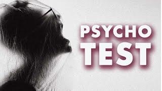 Der PSYCHOTEST: ICH BIN KRANK 😱😳 | Psychopath!? | thajo