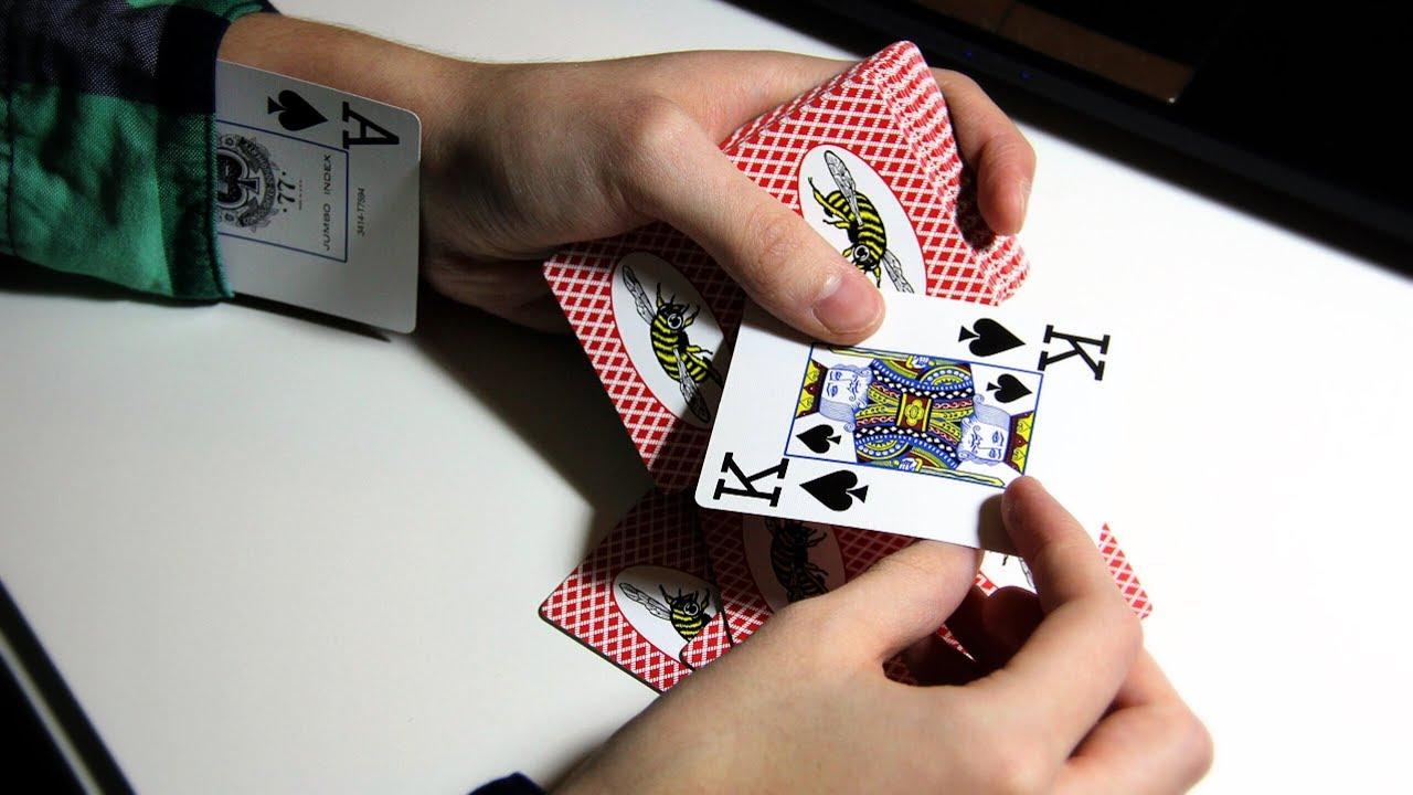 как играть в карты аза