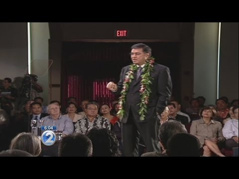 Hawaii Independent Party petitions for place on ballot