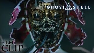 GHOST IN THE SHELL | Deep Dive I Concent | Official Film Clip