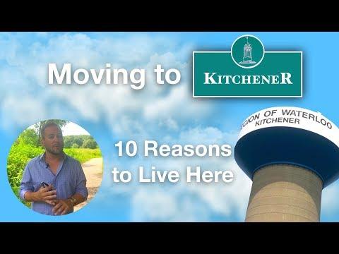 Moving To Kitchener Ontario 🇨🇦