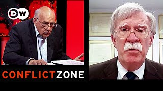 How incompetent is Donald Trump? Interview with John Bolton | Conflict Zone