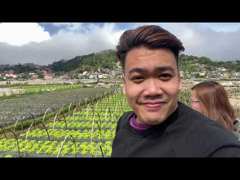 Vlog # 6 Tara Mag Baguio| Strawberry Farm | The J Vlog Stories |