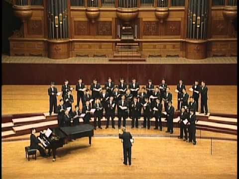Down by the Sally Garden (arr. John Rutter) - Taipei Male Choir