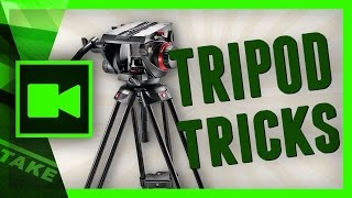 5 Creative Tripod Tricks for video | Cinecom.net(Forget your steadicam, jib or drone. This video will show you how to achieve cinematic camera movements by only using your tripod. Making good video is not ..., 2015-03-27T16:34:41.000Z)