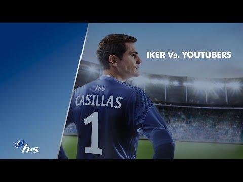 Evento Reto H&S Iker Casillas