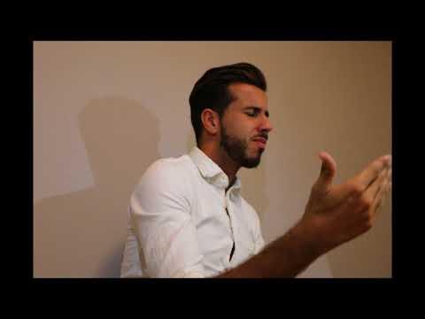 saturno de Pablo Alborán  en lengua de signos (LSE)