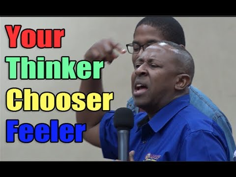 Apostle Andrew Scott-Your Thinker Feeler Chooser