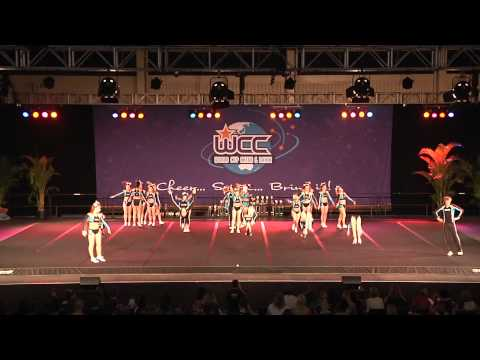 World Cup Cheer & Dance Asia Pacific Grand Final 2013 traile