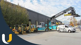 United Forklift and Access Solutions - Corporate Video