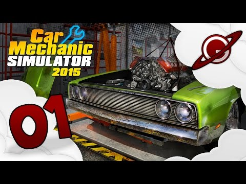 Car Mechanic Simulator 2015 | Let's Play 01 - Découverte [FR ᴴᴰ]