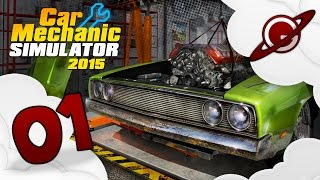 Car Mechanic Simulator 2015 | Let