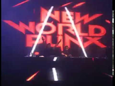 【Strawberry Alice】Top 100 DJs 2014 Festival, New World Punx, Shanghai Boda Car Park, 18/10/2014.