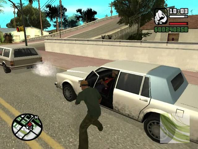 Gta San Andreas Cj Va A Matar A Justin Bieber(Loquendo)Part .1 Videos De Viajes