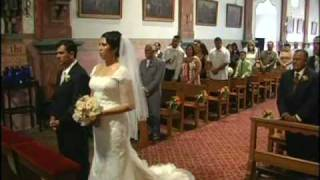 """SAN BUENAVENTURA MISSION CHURCH"" - WEDDING VIDEO DEMO by TERRY ZARCHI of AMERICAN EVENT PRODUCTIONS"