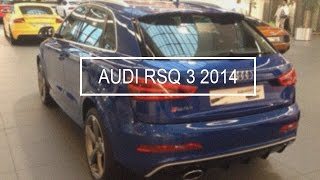 audi rs q3 2014 quattro review interior exterior