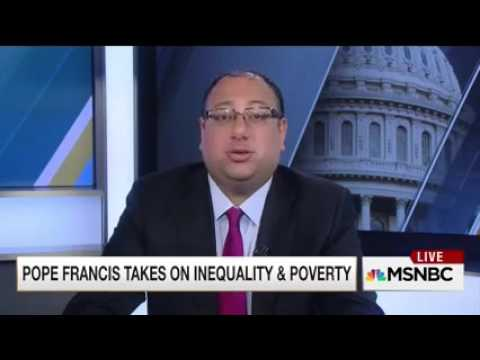 Eric LeCompte on Pope Francis' economic message
