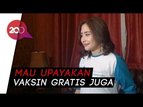 Prilly Latuconsina Akan 'Paksa' Maxime Lakukan Vaksinasi HPV Mp3