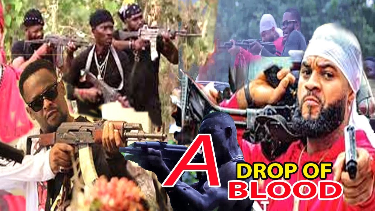 Download A DROP OF BLOOD part 5&6( NEW TRENDING MOVIE) FLASH BOY 2021 LATEST NIGERIAN NOLLYWOOD  NOLLYMAXTV