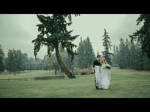 Catherine + Nicholas Wedding Film at Inglewood Golf Club in Kenmore/Seattle, WA