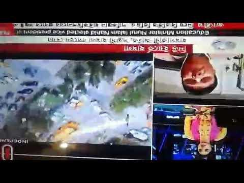 New York Manhattan,  Recent Terrorist Attack, Independent Television.
