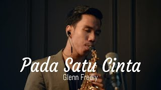 Pada Satu Cinta - Glenn Fredly (Saxophone Cover by Desmond Amos)
