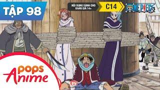 One Piece Tập 98|Băng Hải Tặc Tài Ba Của Sa Mạc|Những Người Đàn Ông Sống Tự Do|Hoạt Hình Tiếng Việt